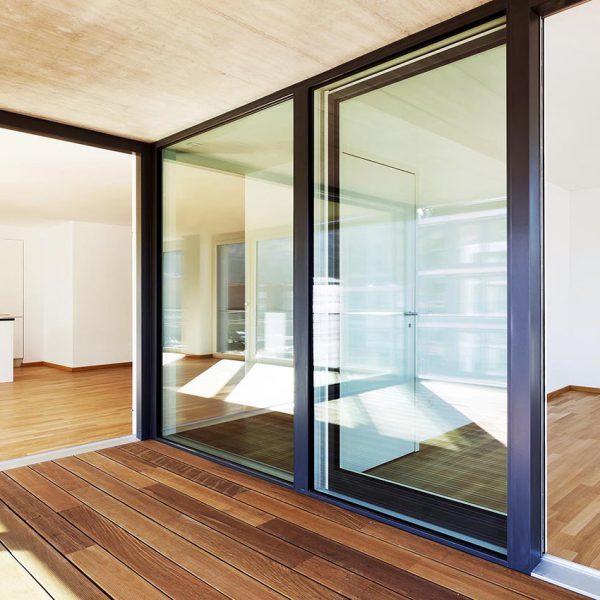 Ramen en deuren in aluminium