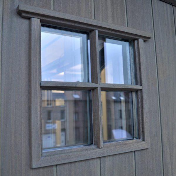 Ramen en deuren in hout
